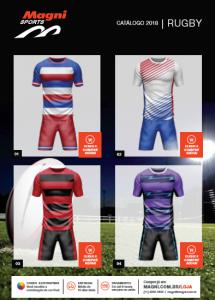 Uniformes de Rugby - Camisas e Bermudas Rugby