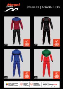 Agasalhos - Blusas e Calças Personalizadas